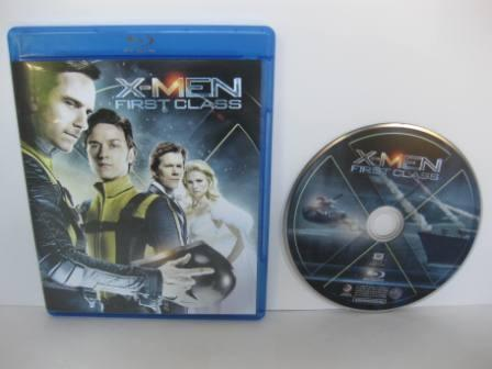 X-MEN: First Class - Blu-ray